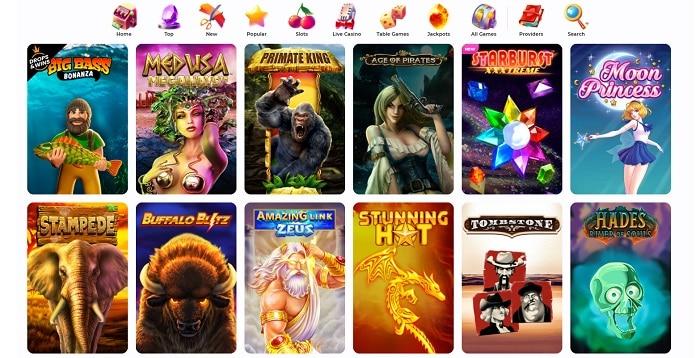 Play Best Games at Cadabrus Casino!